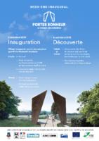 2019 10 05 Week-end Inaugural Portes Bonheur