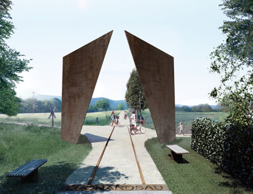 PORTES BONHEUR – Le Chemin des Carrières