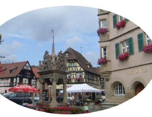 BOERSCH'R FLOH MARIK (Puces à Boersch)