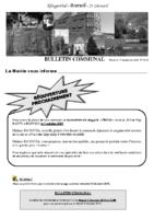 2019 09 17 Bulletin Communal