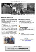 2019 10 22 – Bulletin Communal